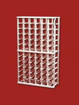 Picture of Pine 6 column wine rack (stackable series)