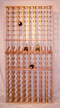 Picture of Mahogany wine rack (connoisseur series )