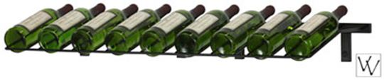 Picture of Wall Mounted Presentation Wine Rack