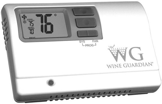 Picture of Wine Guardian Remote Interface Controller