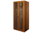 Picture of 440-Model Wine Cabinet with 2 Glass Doors