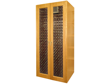 Picture of 700-Model Wine Cabinet with 2 Glass Doors