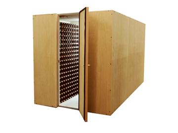 Picture of 2500-Bottle Walk-in Wine Vault