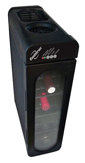 Picture of Koolatron Compact Wine Cellar 4-bottle under cabinet