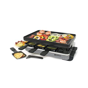 Picture of 8 Person Eiger Raclette - Cast Iron Grill