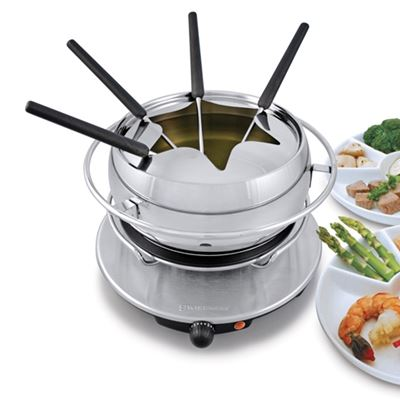 Picture for category Swissmar Electric Fondue Set