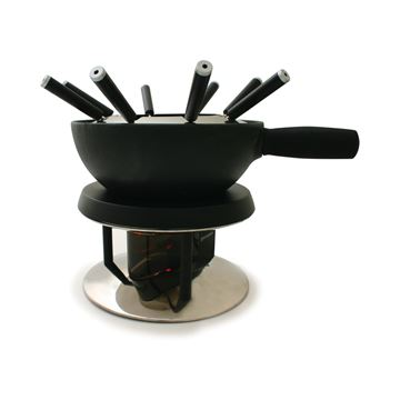 Picture of Alpenglow 11pc Electric Fondue Set