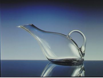 Picture of 733.15, Eisch No Drop Crystal Duck Decanter