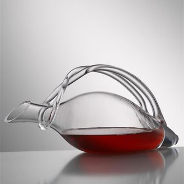 Picture of 734.15, Eisch Twisted Duck Decanter