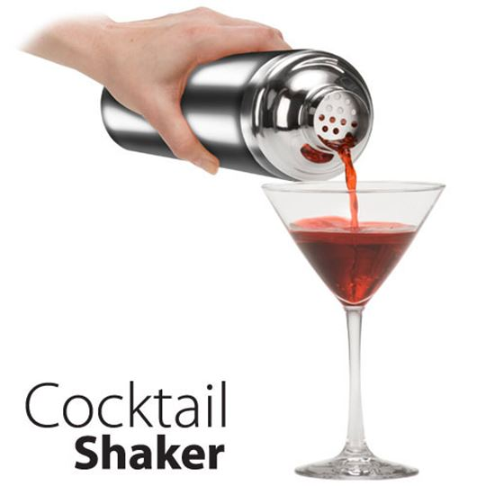 Picture of Stainless Steel Cocktail Shaker - FTA1832
