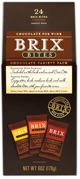 Picture of Brix Chocolate - Brix Bites