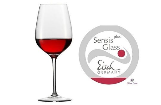 Picture of Eisch Sensis Plus, Bordeaux Wine Glasses - Set of 6