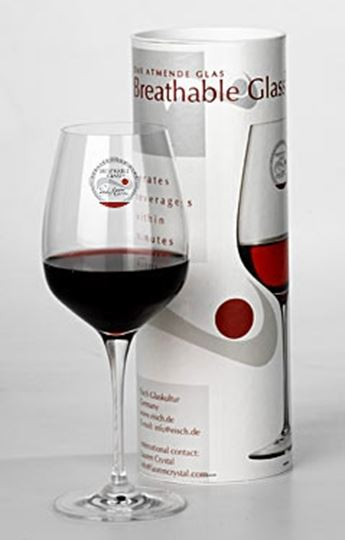 Picture of Eisch Sensis Plus, Single Bordeaux Wine Glass