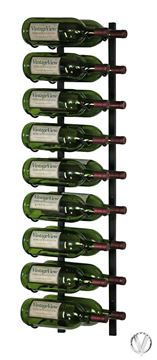 Picture of 18 Magnum Bottle Wall Mounted Wine Rack