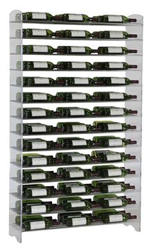 Picture of E1-6 Vintage View Evolution 126 Bottle Wine Rack
