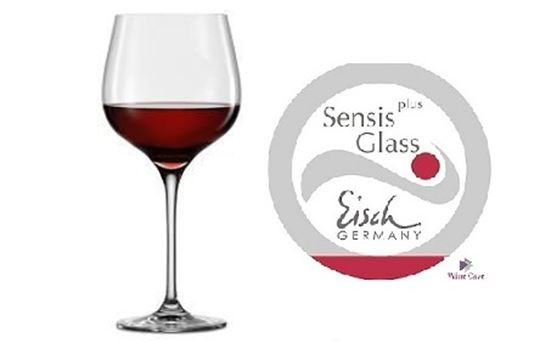 Picture of Eisch Sensis Plus, Superior Burgundy Wine Glasses - Set Of 6