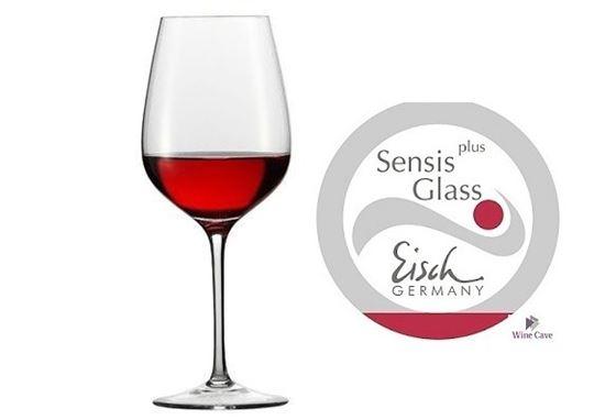 Picture of Eisch Sensis Plus, Superior Red Wine Glasses - Set of 6
