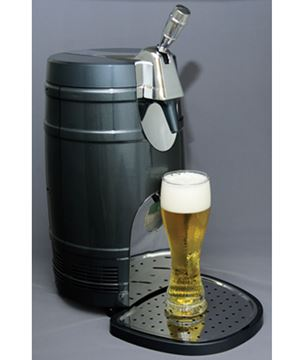 Picture of 5 LT, Thermoelectric Beer Keg Cooler with tap