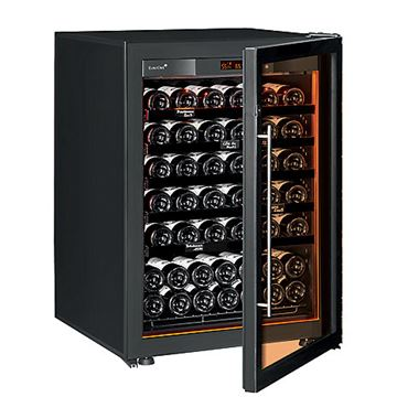 Picture of 74 Bottles, EuroCave Revelation - S Model - Full Glass Door