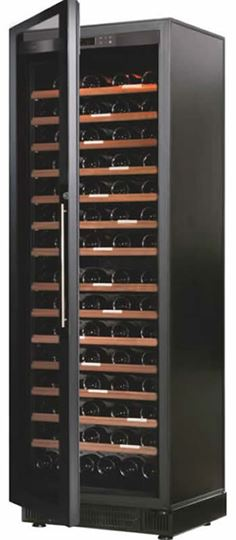 Picture of EuroCave Compact Wine Cabinet -118 Bottles, Single Zone