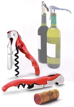 Picture of Pulltap's Red Evolution  Corkscrew