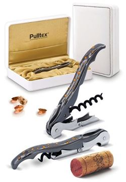 "Picture of Pulltap's Crystal  Amber Corkscrew ""Swarovski"""