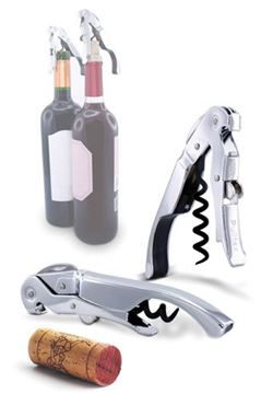 Picture of Pullparrot Chrome Corkscrew | PULLTEX