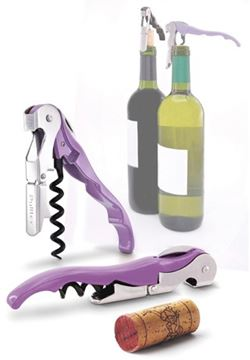 Picture of Pulltap's Purple Evolution Corkscrew