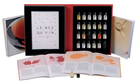 Picture of Le Nez du Vin, Duo 24 aromas