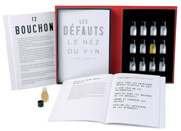 Picture of Le Nez du Vin, Faults 12 aromas