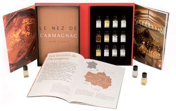 Picture of Le Nez de l'Armagnac 12 aromas