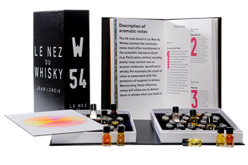 Picture of Le Nez du Whisky 54 arômes