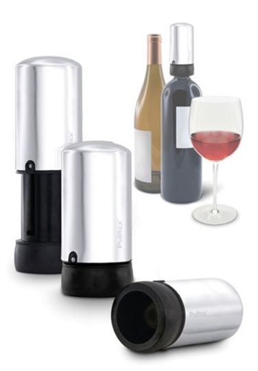 Picture of Pulltex, Vacuum Wine Saver & Stopper