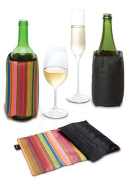 Picture of Pulltex, Champagne and Wine Cooler Pad, Colours