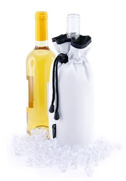Picture of Pulltex, Wine Cooler Bag, White