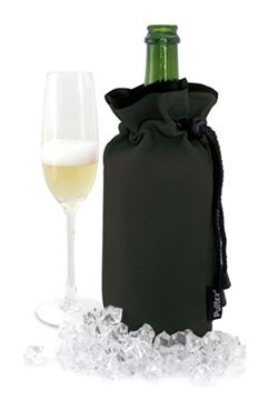 Picture of Pulltex, Champagne Cooler Bag, Black