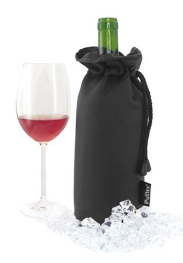 Picture of Pulltex, Wine Cooler Bag, Black