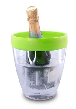 Picture of Pulltex, Green Silicone Top | Ice Bucket