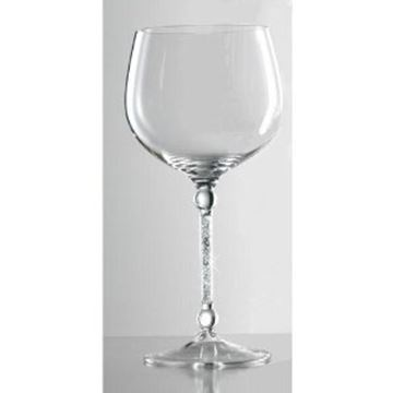 Picture of Eisch 10 Carat Crystal Series Burgundy Glasses - Set of 2