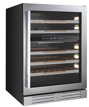 Picture of Cavavin S-050WDZ, Sublima 46 bottles wine cabinet