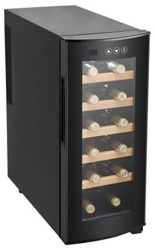 Picture of Koolatron, 12 Bottle Wine Cellar - Deluxe
