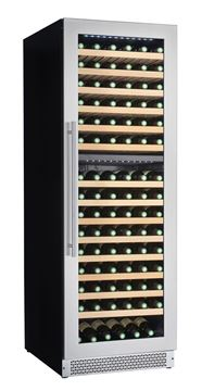 Picture of Cavavin V-153WDZ - Vinoa -Climate Controlled Wine Cabinet - Dual zone