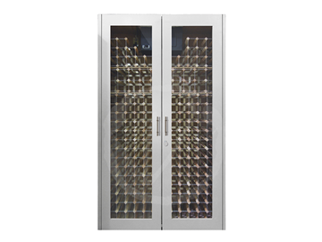 Picture of 700-Model Wine Cabinet (Brushed Metal Exterior)
