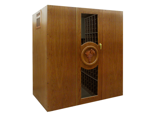 Picture of 1130-Bottle Walk-in Wine Vault