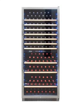 Picture of Vinotemp 300 Bottle Dual-Zone Wine Cabinet - (Left Hinge)