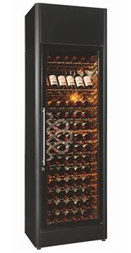 Picture of 9090 EuroCave Professional Showcave Dual Temperature Wine Cabinet