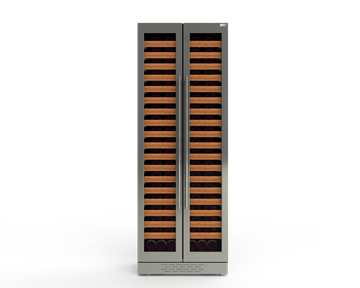 Picture of Majestika 209 Bottles Wine Cabinet