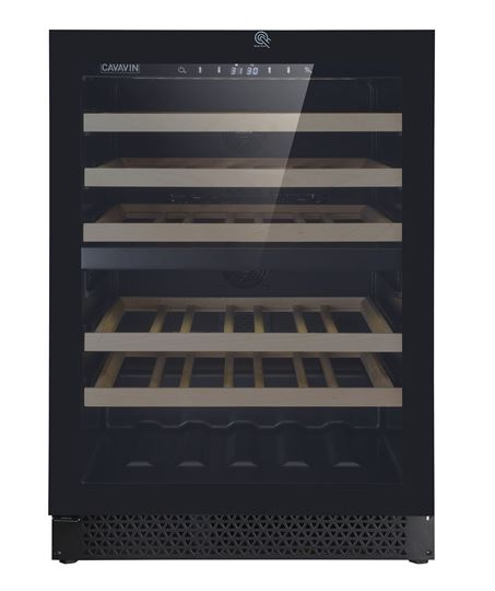 Picture of Cavavin V-041WDZFG,  41 bottles Two Zones, Wine Cabinet