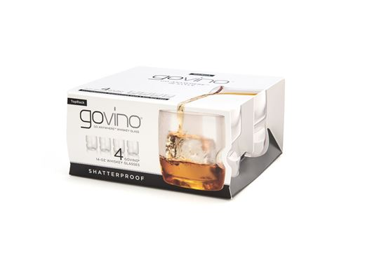 Picture of Govino DS Whiskey – 4pk gift box