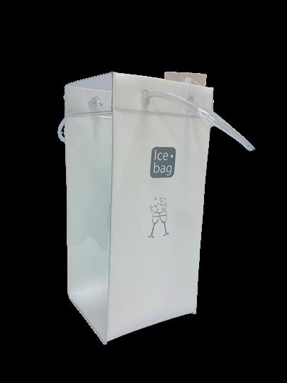 Picture of Ice bag Bi-Colour Polar White, 4215